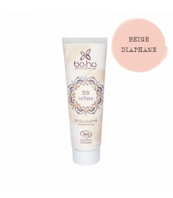 BIO-BB Creme N°01 Beige transparent - 30ml - Boho Green Make-up
