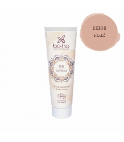 BB crème BIO N°03 Beige rosé - 30ml - Boho Green Make-up