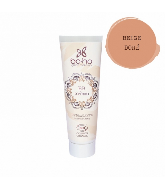 BIO-BB Creme N°05 Beige goldfarben - 30ml - Boho Green Make-up