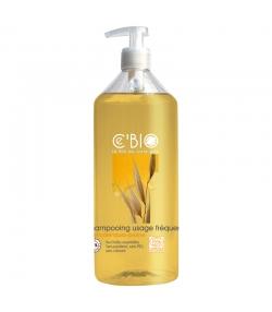 BIO-Shampoo für häufige Haarwäsche Honig, Ringelblume & Hafer - 500ml - Ce'BIO