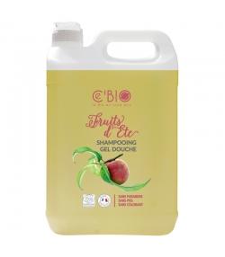 Shampooing & douche BIO fruits d'été - 5l - Ce'BIO