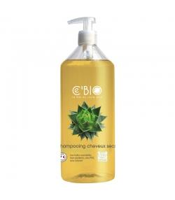 Shampooing cheveux secs BIO karité, jojoba & aloe - 500ml - Ce'BIO