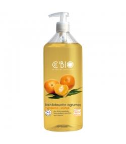 Bain & douche BIO mandarine & orange - 500ml - Ce'BIO
