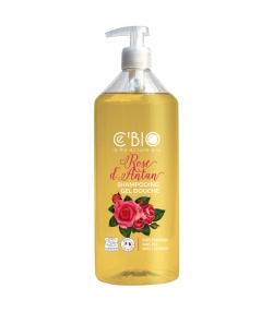 Shampooing & douche BIO rose d'antan - 500ml - Ce'BIO