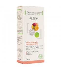 BB crème soin global sublimateur BIO pigments naturels & huiles végétales - 30ml - Dermaclay