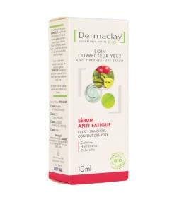 Sérum anti-poches & anti-fatigue BIO hamamélis & caféine - 10ml - Dermaclay
