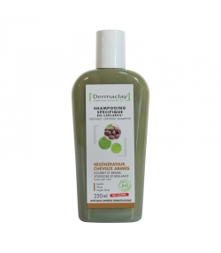 BIO-Shampoo regenerierend grüne Tonerde & Jojoba - 250ml - Dermaclay