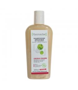 Shampooing cheveux colorés BIO argile blanche & mélisse - 250ml - Dermaclay