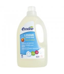 Ökologisches BIO-Flüssigwaschmittel Pfirsich - 48 Waschgänge - 1,5l - Ecodoo