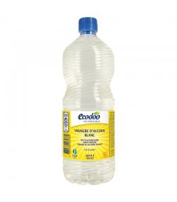 "Vinaigre d'alcool blanc 12% écologique ""Les Essentiels"" - 1l - Ecodoo"