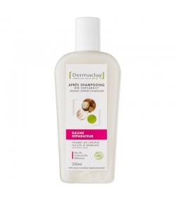 Après-shampooing baume réparateur BIO camomille & beurre de karité - 250ml - Dermaclay