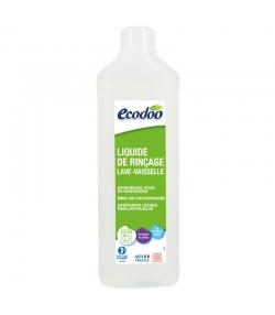 Liquide de rinçage écologique citron BIO - 500ml - Ecodoo