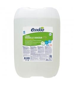 Liquide vaisselle douceur écologique verveine - 20l - Ecodoo