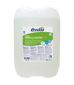 Ökologisches sanftes Geschirrspülmittel Verbene - 20l - Ecodoo