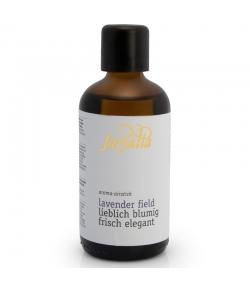 Nachfüllflasche Aroma-Airstick Lavenderfeld - 100ml - Farfalla