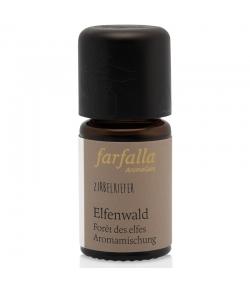 Synergie d'huiles essentielles Forêt des elfes pin cimbre - 5ml - Farfalla