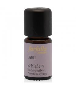 Synergie d'huiles essentielles Endors-toi bien lavande - 5ml - Farfalla