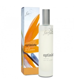 Eau de parfum BIO Optimiste - 50ml - Farfalla
