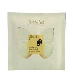 Bain au sel de mer caresse naturel iris - 60g - Farfalla