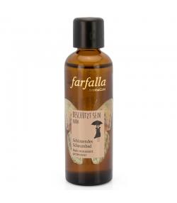 Bain moussant protecteur naturel aura - 75ml - Farfalla