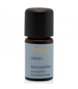 Synergie d'huiles essentielles Atmosphère lemongrass - 10ml - Farfalla