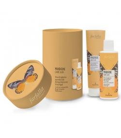 Set cadeau BIO Mandarine - Farfalla