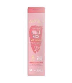 Shampooing argile rose BIO miel, aloe vera & orange - 200ml - Argiletz