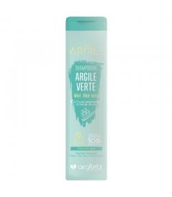 BIO-Shampoo grüne Tonerde, Honig, Aloe Vera & Orange - 200ml - Argiletz