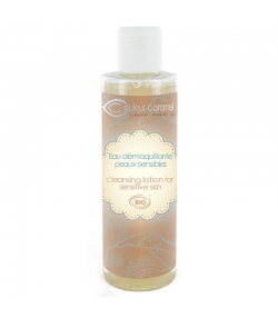 BIO-Make-up Entfernerwasser empfindliche Haut Kokospilz & Schilfgras - 200ml - Couleur Caramel