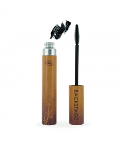 Backstage BIO-Mascara N°1 Extra schwarz - 9ml - Couleur Caramel