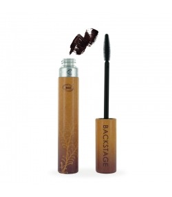 Mascara backstage BIO N°2 Brun velours - 9ml - Couleur Caramel
