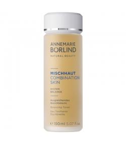 Eau tonifiante équilibrante BIO thé vert & algue - 150ml - Annemarie Börlind Mischhaut
