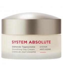 Crème de jour lissante naturelle macadamia & algue verte - 50ml - Annemarie Börlind System Absolute