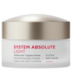 Crème de jour lissante light BIO macadamia & algue verte - 50ml - Annemarie Börlind System Absolute