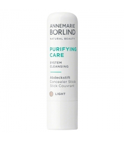 Stick couvrant clair BIO jojoba - 2g - Annemarie Börlind Purifying Care