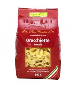 BIO-Orecchiette Semola - 500g - Rapunzel