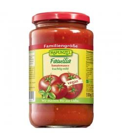 Sauce tomate Familia BIO - 550g - Rapunzel