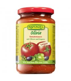 Sauce tomate Olivia BIO - 340g - Rapunzel