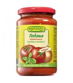 Sauce tomate Toscana BIO - 340g - Rapunzel
