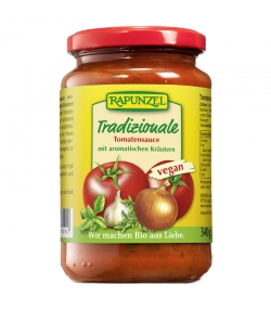 BIO-Tomatensauce Tradizionale - 340g - Rapunzel