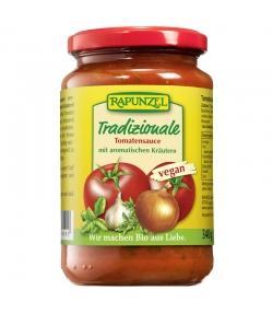 Sauce tomate Tradizionale BIO - 340g - Rapunzel