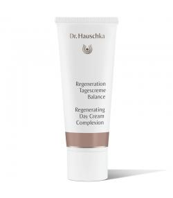 Crème de jour régénérante éclat du teint BIO trèfle rouge - 40ml - Dr.Hauschka