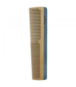 Peigne à coiffer en bois coloré denture moyenne-fine - 1 pièce - Kost Kamm