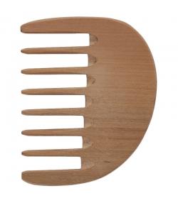 Peigne africain en bois denture extra-large - 1 pièce - Kost Kamm