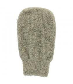Massagehandschuh aus Leinenstrick - 1 Stück - Kost Kamm