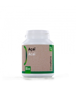 BIO-Acai 250 mg 120 Kapseln - BIOnaturis
