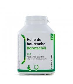 Huile de bourrache 500 mg 180 capsules - BIOnaturis