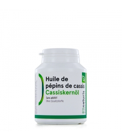 Cassiskernöl 500 mg 90 Kapseln - BIOnaturis