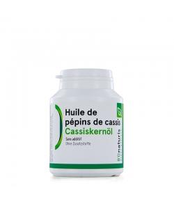 Huile de pépins de cassis 500 mg 90 capsules - BIOnaturis