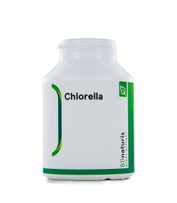 Chlorella 360 mg 180 gélules - BIOnaturis
